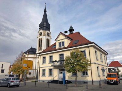 Rathaus Neulußheim