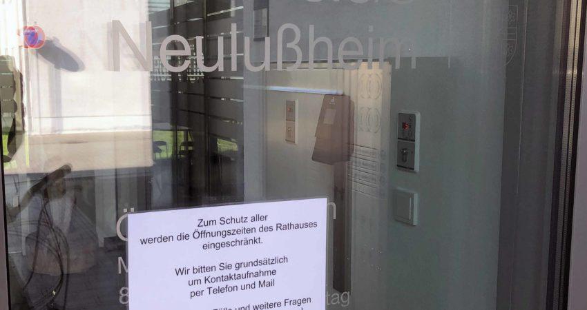 Bürgerbüro NLH 2020-03