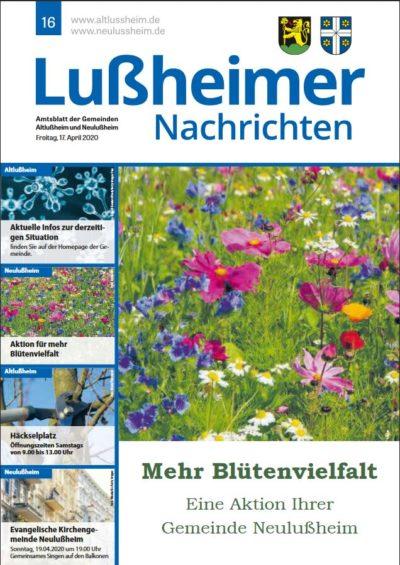 Lußheimer Nachrichten kostenfrei