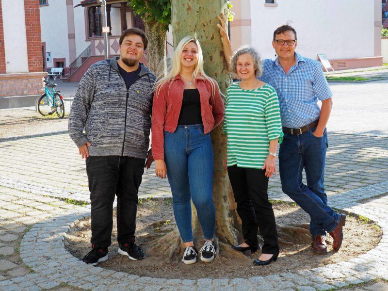 Fraktion GRÜNE Gruppenbild 2019