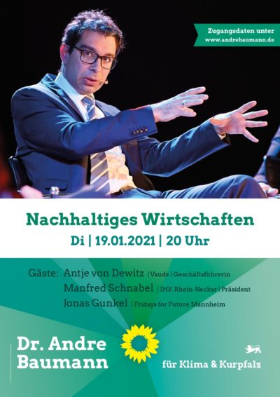 André Baumann Nachhaltiges Wirtschaften 2021-01-19