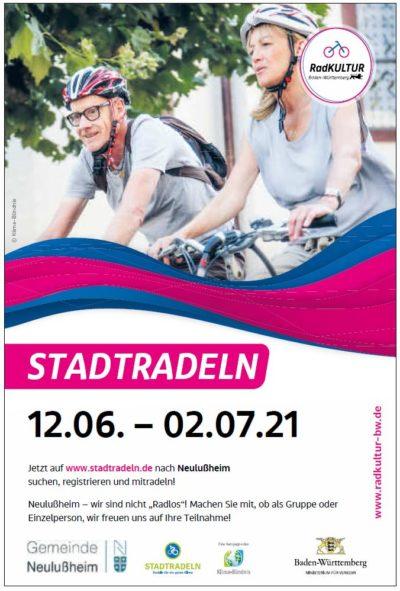 STADTRADELN Neulußheim vom 12.06. bis 2.7.2021 SharePic