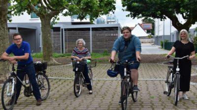 GreenTeam Neulußheim ist beim Stadtradeln 2021 am Start 2021-06